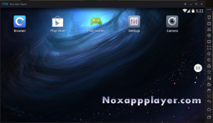Nox App Player for PC