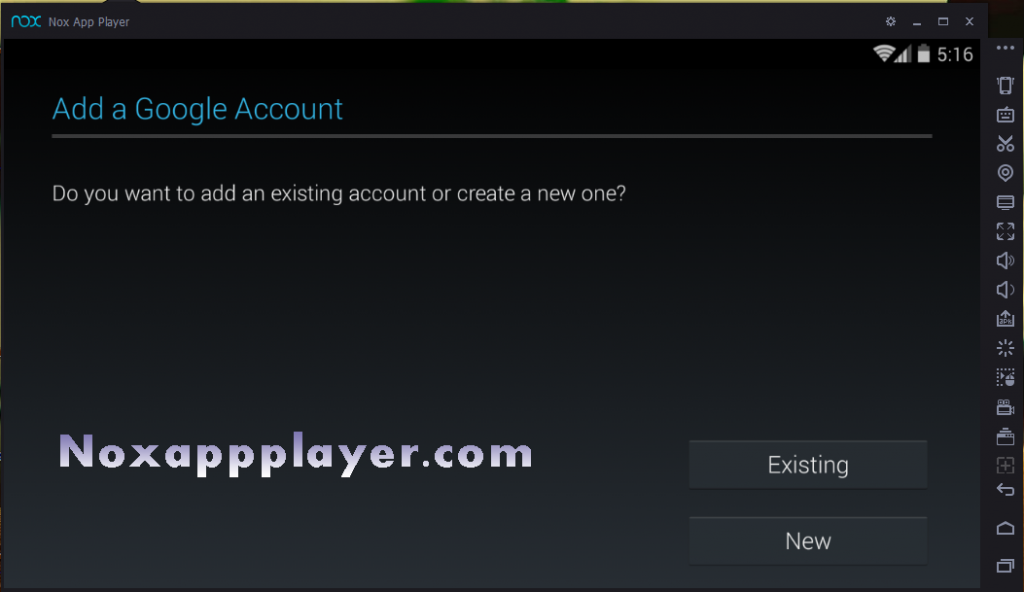 Nox App Player Login