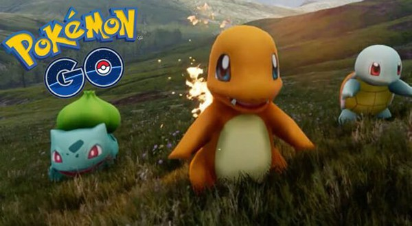 Download Pokemon Go on PC with Bluestacks & Nox!