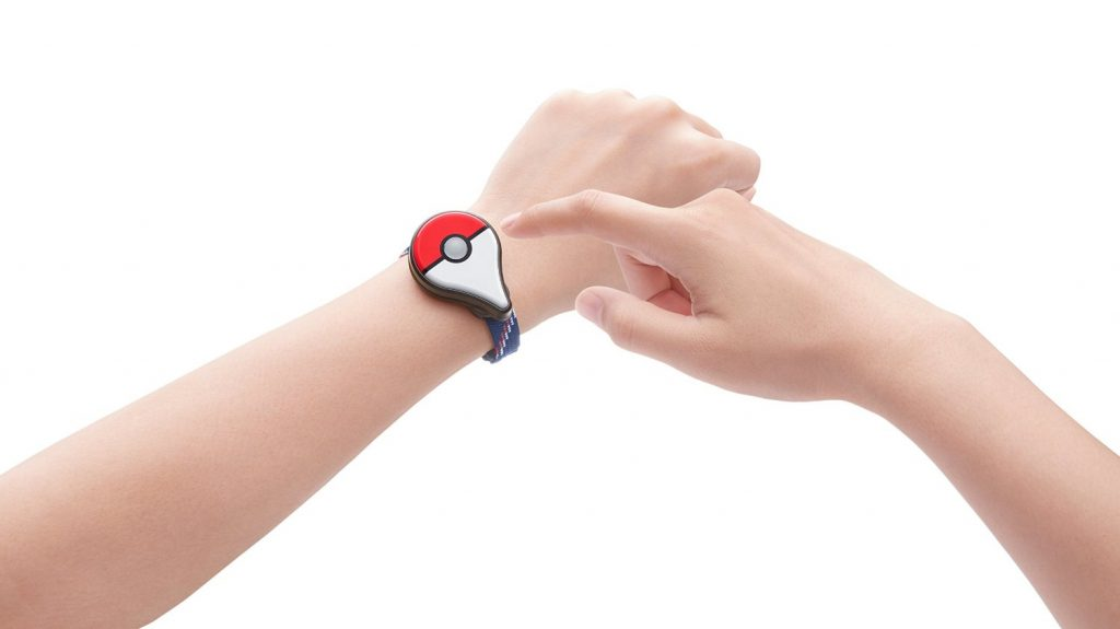 Pokemon Go Plus Wrist