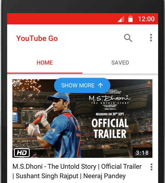 YouTube Go App Download for Android!