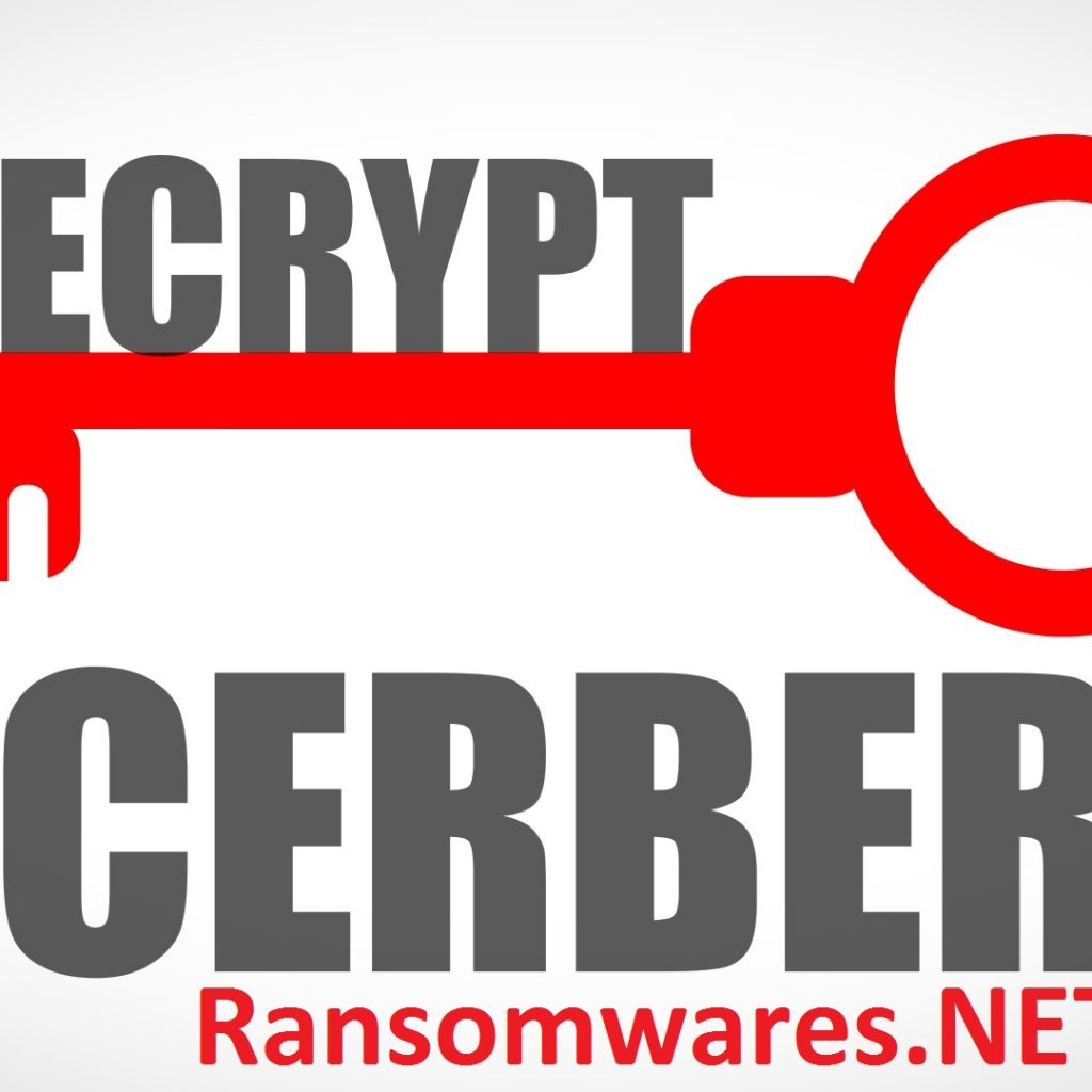 Cerber Decryptor: Working Cerber Ransomware Removal Tool