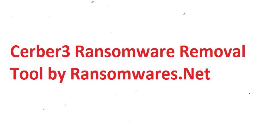 Cerber4 Ransomware