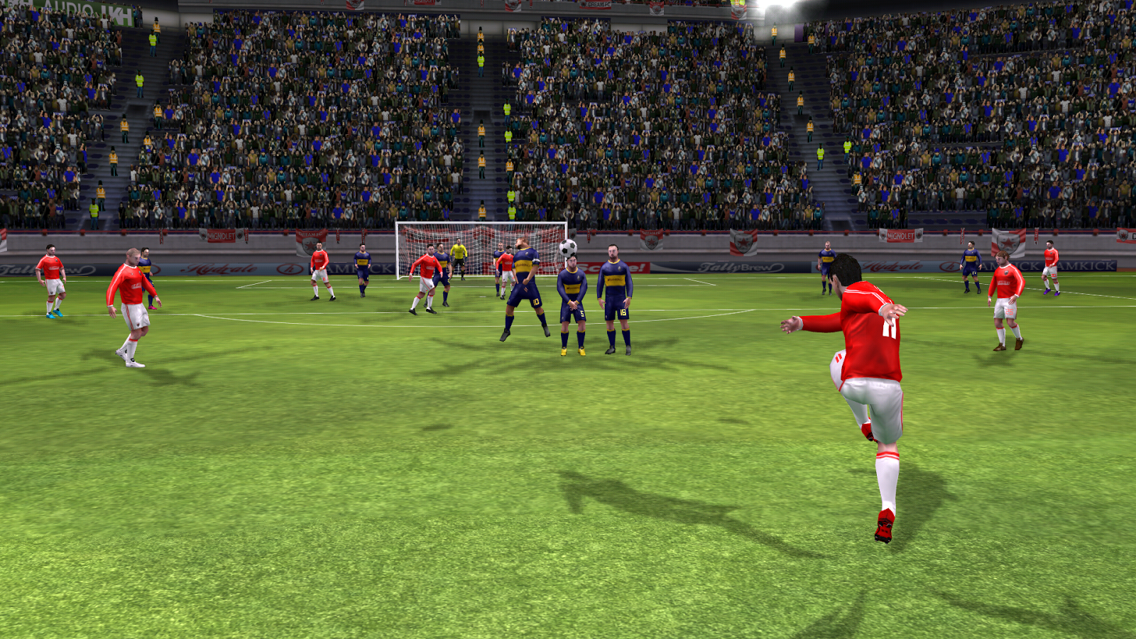 realdream-league-soccer-2017 Dream League Soccer 2017 APK -  Download for Android