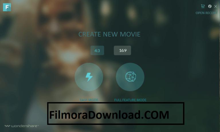 Wondershare Filmora Download