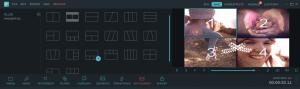 Wondershare Filmora Split Screen