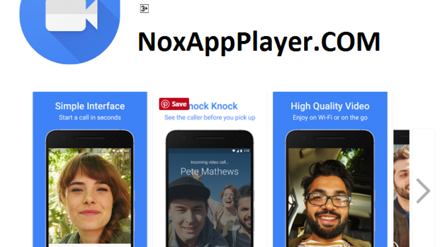 Google Duo for PC