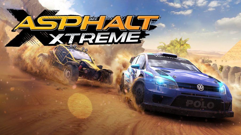 Asphalt Xtreme Game Play