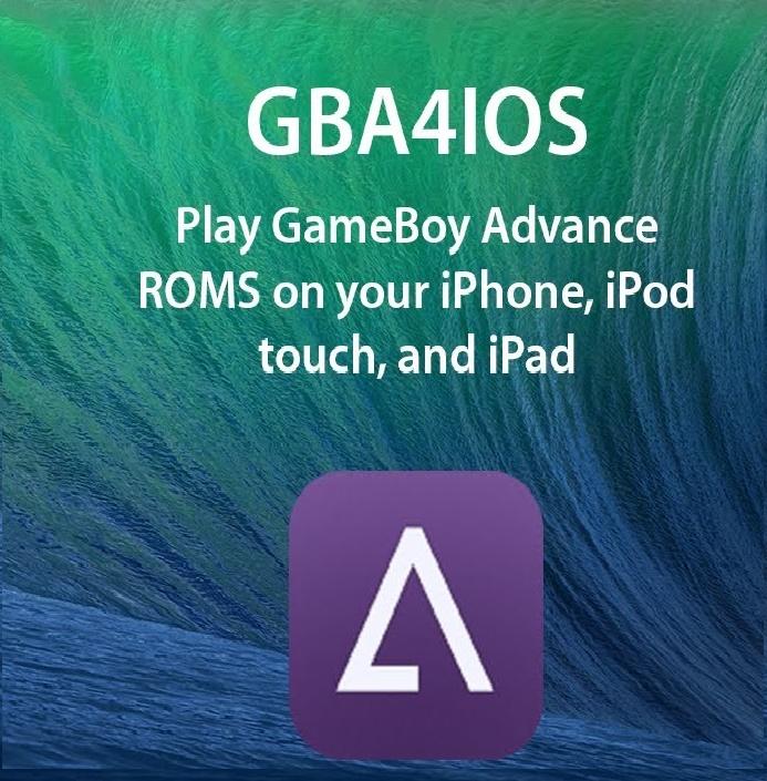 GBA4iOS Roms