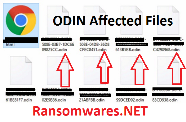 ODIN Removal Tool: Ransomware ODIN Decrypt Working TOOL!