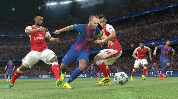 PES 2017 PC Download Free Full Version Free for Windows 7,8,10