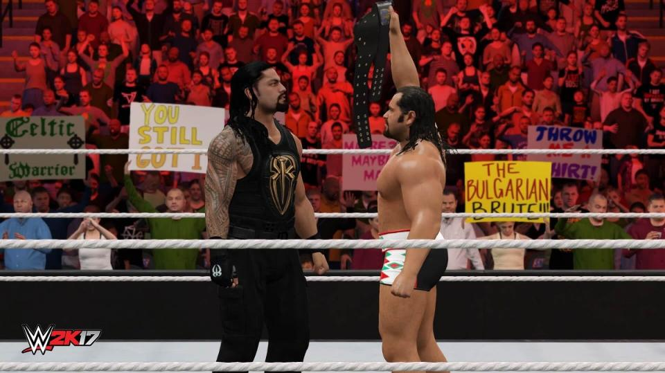 WWE 2k17 Android