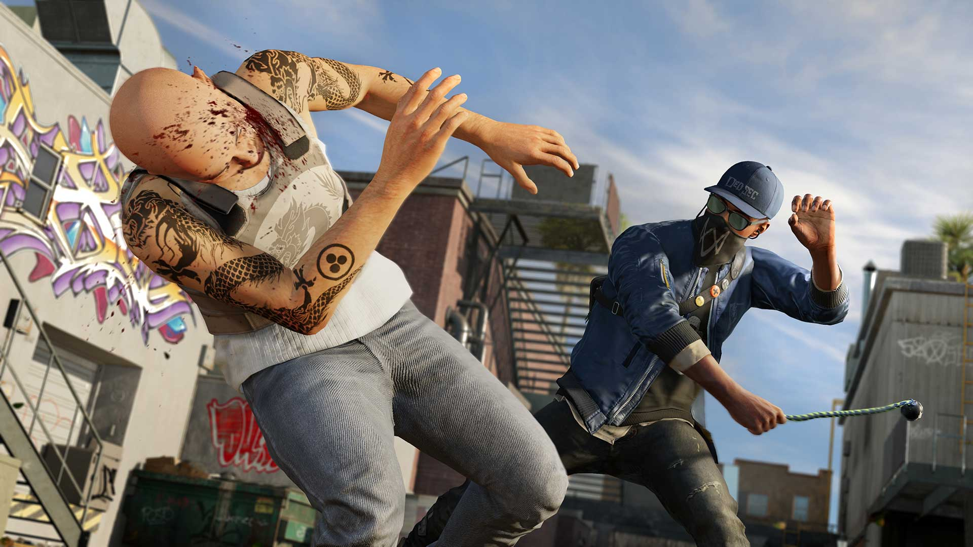 Watch Dogs 2 APK Data + OBB Download for Android!