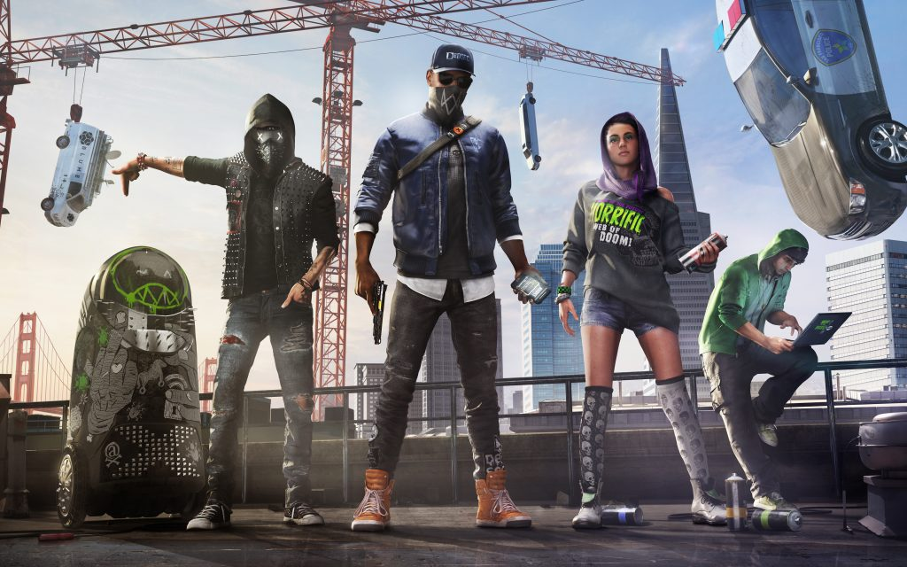 Watch Dogs 2 Android