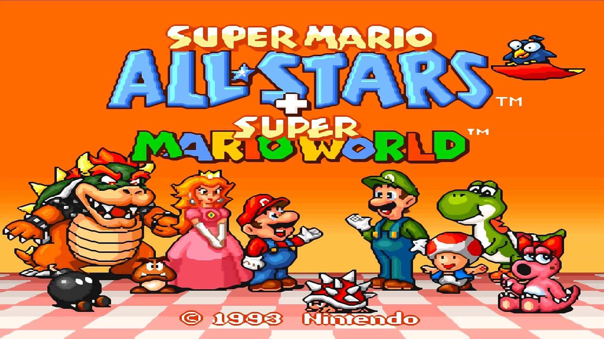 Mario All Stars ROM