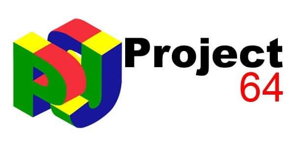 Project64 Emulator