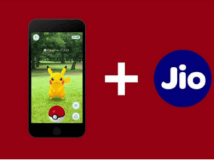 Jio Pokemon Go