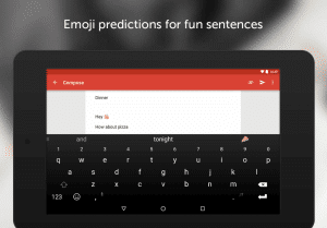 SwiftKey Emoji Keyboard