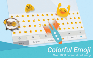 Touchpal Cute Emoji Keyboard