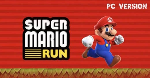 Super Mario Run PC Download for Windows XP/7/8/10 & Mac