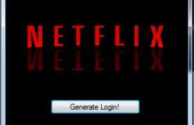 Netflix Ransomware is a scam using Login Generator