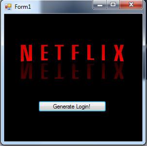 Stay Away! Netflix Login Generator is a Ransomware!