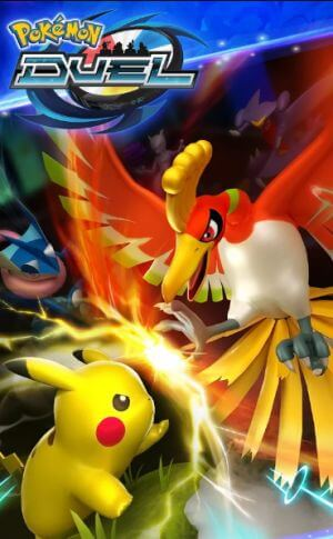 Pokemon Duel Features