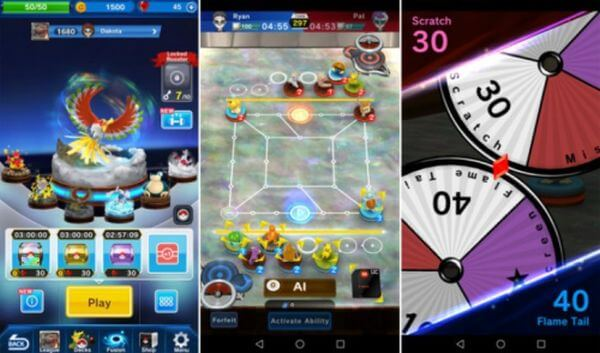 Pokemon Duel for PC Download