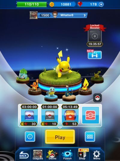 Pokemon Duel PC