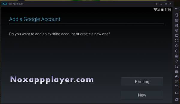 Nox App Player Login