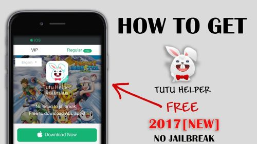 TuTu Helper iOS Download