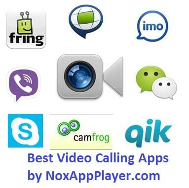 Top 10 Best Video Calling Apps for Android!