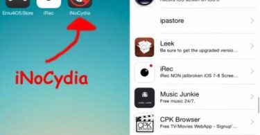 iNoCydia Download 10.2 9