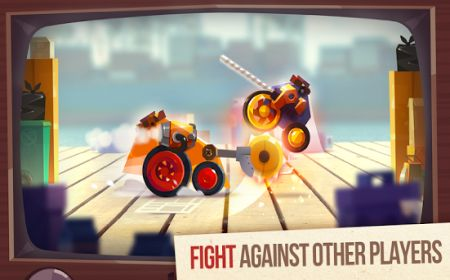 CATS: Crash Arena Turbo Stars Mod APK Download!