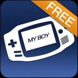 My Boy GBA Emulator