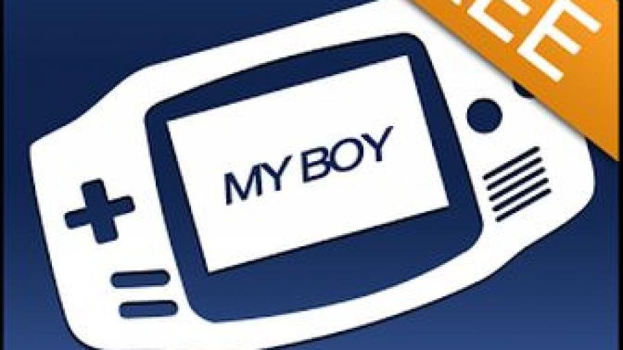 My Boy GBA Emulator