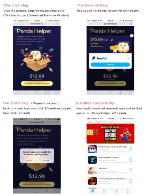 Panda Helper VIP iOS