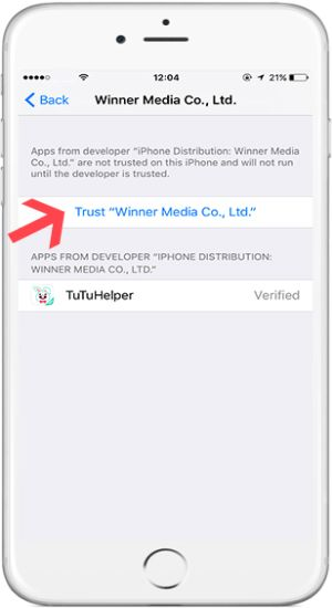 TutuApp VIP Free Download on iOS 13/12 Without JailBreak!