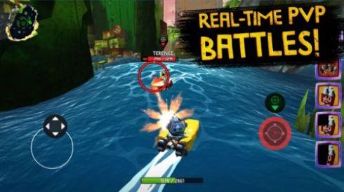 Battle Bay PC GamePlay