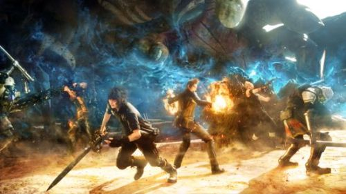 Final Fantasy 15 Android