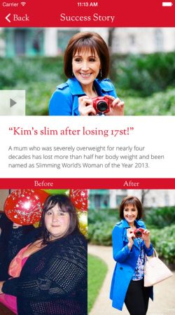 Slimming world app free download for android ios devices Slimming world app for members