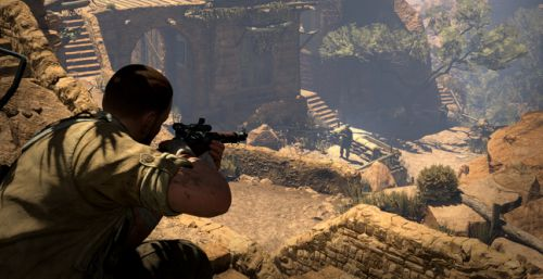 Sniper Elite 4 APK Download for Android {Data+ OBB File}