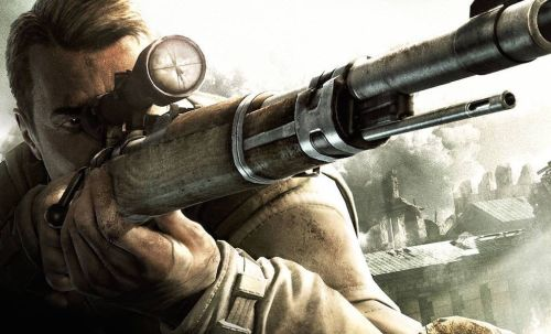 Sniper Elite 4 APK