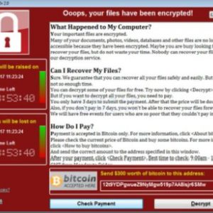 WannaCry Cyber Attack