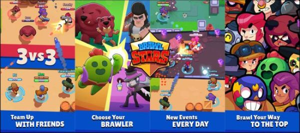 Brawl Stars for iOS