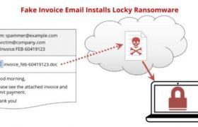Locky Ransomware returns