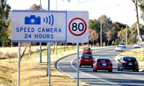 Speed Cameras Australia Taken Down by WannaCry
