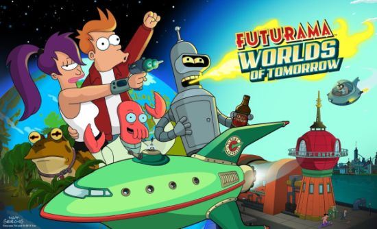 Futurama Worlds of Tomorrow APK Download