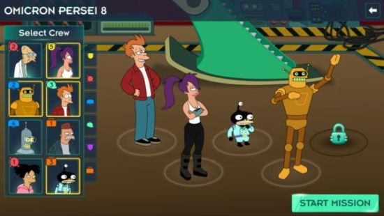Futurama Worlds of Tomorrow GamePlay