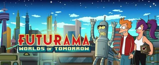 Futurama Worlds of Tomorrow